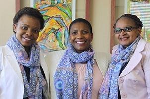 Three TUT staff members, four new qualifications