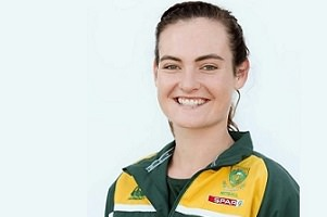 Baby Protea Stephanie Brandt ready for Netball World Youth Cup