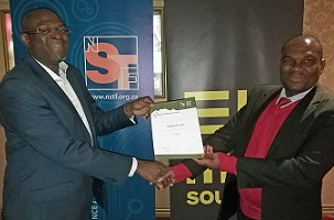 Premier SET award for CUT academic