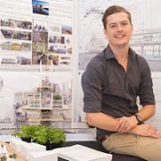 Student wins first prize in Corobrik architectural awards