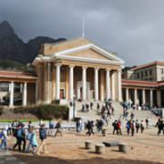 UCT holds its position in 2018 QS rankings