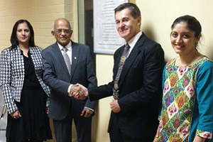 UKZN signs agreement with international business school