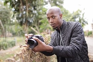 Filmmaker academic involved in community participatory projects