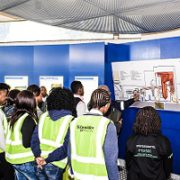 Schneider electric exposes its students to the industry