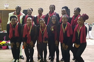 Bronze Medal for Univen's Netball Team during 2017 USSA Tournament
