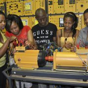 Creating employment opportunities for youth
