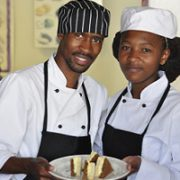 Young chefs join hospitality industry