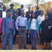 Leadership, management course attracts international delegation