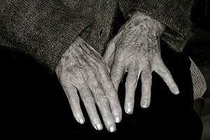 Elderly suffer from malnutrition