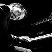 SU student and award-winning pianist Kyle Shepherd at Africa Open on 19 September