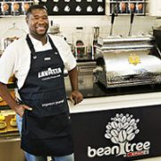 Meet Thabo Albert Mokhele—the deaf barista