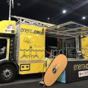 EnergyDRIVE set to focus on rural communities and build a wind route