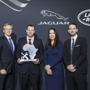 World-class talent recognised at  Jaguar Land Rover South Africa
