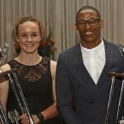 Samaai, Pienaar named UJ sport stars of the year