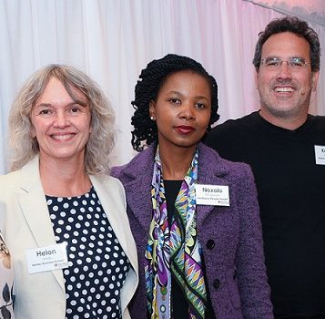 Henley Business School MBA programme collaborates with NGOs in Cape Town