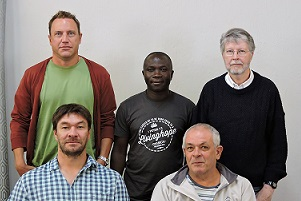 Unisa researchers work on one million euro project