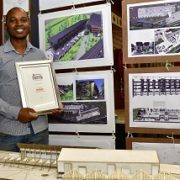 Tshwane University of Technology student maps the way into the architectural future