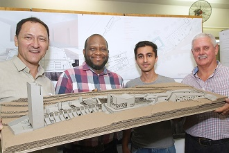 Focusing on sustainable building at 31st Corobrik Architectural Student of the Year Awards