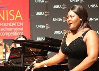 Ovation for TUT alumna who wins prominent music competition