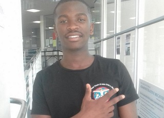 Eastern Cape matric walks the long road to his dream job