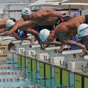 Local swimmers shine in Coetzenburg pool