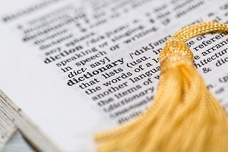 Choosing the right words: The science of dictionary making