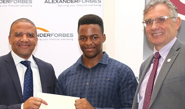 Alexander Forbes Group Bursary Scheme creates bright future for talented students