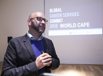 UCT Careers Services co-organisers of global summit