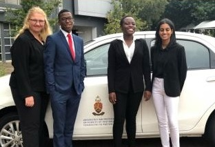 UP to represent South Africa in Jessup International Moot Court Competition