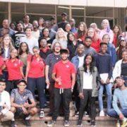 Tuks FM alumni inspire at training camp