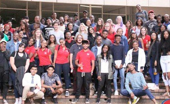 Tuks FM alumni inspire at training camp