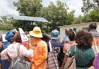 Africa-centred energy technologies are safe and sustainable