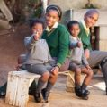 African children and capacity building at Unisa's heart
