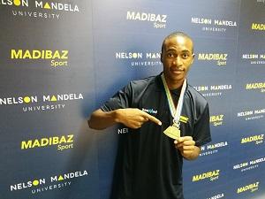 Usain Bolt still inspires Madibaz sprint star Luxolo Adams