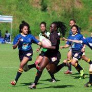UJ women's sevens team proud of their efforts