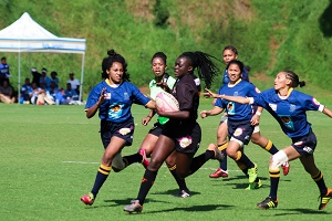 UJ women's sevens team proud of their efforts