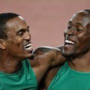 Simbine and Bruintjies scoop medals at Commonwealth Games