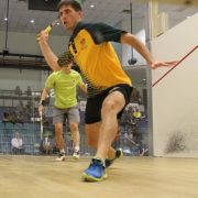 UJ squash team's preparations on track