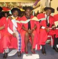 PHD graduates building peace through active research