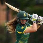 Medical student lives out her cricket dream