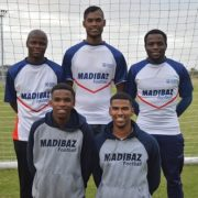 Madibaz target promotion at USSA tournament