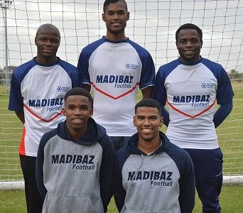 Madibaz target promotion at USSA tournament