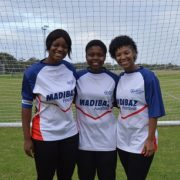Good mix in Madibaz women's team for USSA week