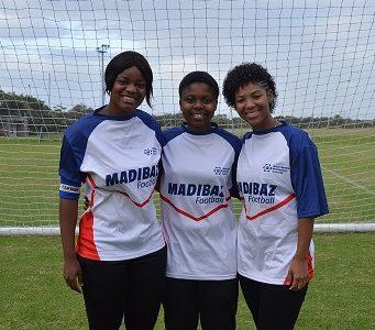 Good mix in Madibaz women's team for USSA week