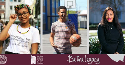 Three Maties selected as 100 Young Mandelas of the Future