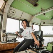 DUT maritime alumnus masters the high seas