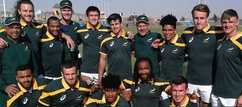 Maties part of victorious SA Student 7s team