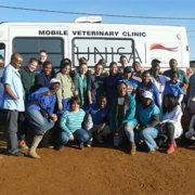 "Unisa Mobile Clinic—""the innovation training tool""—on the move in service of communities"