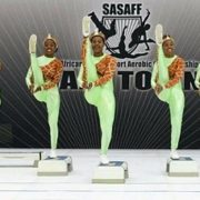 TUT aerobics team pockets gold at SASAF champs