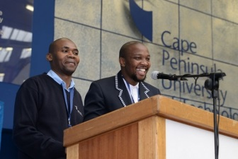 CPUT Men say no to violence